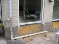 Vervangen kozijnen achterzijde woning ,Marlene Dietrichstraat 14, Almere
