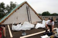 Dakopbouw op woning ,Bezaan 40, Huizen