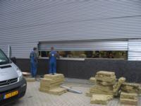Plaatsen kozijnen in bedrijfspand ,Veluwezoom 16, Almere
