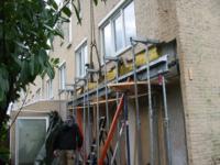 Uitbreiding aan achterzijde woning ,Piccolostraat 35, Almere