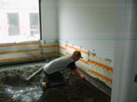 Interne verbouwing / afbouw woning ,Tiarastraat 10, Almere