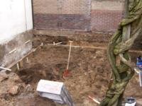 Aanbouw aan woning ,Koedijklaan 20, Bussum