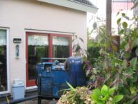 Aanbouw aan achterzijde woning ,Vermiljoenstraat 17, Almere