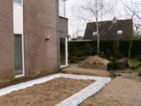 Aanbouw aan achterzijde woning ,Alligatorstraat 7, Almere