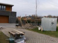 Tuinmuren ,Stamerbos 12, Almere